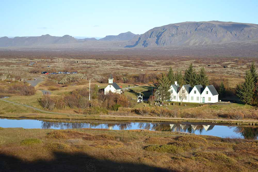 The National Park Þingvellir