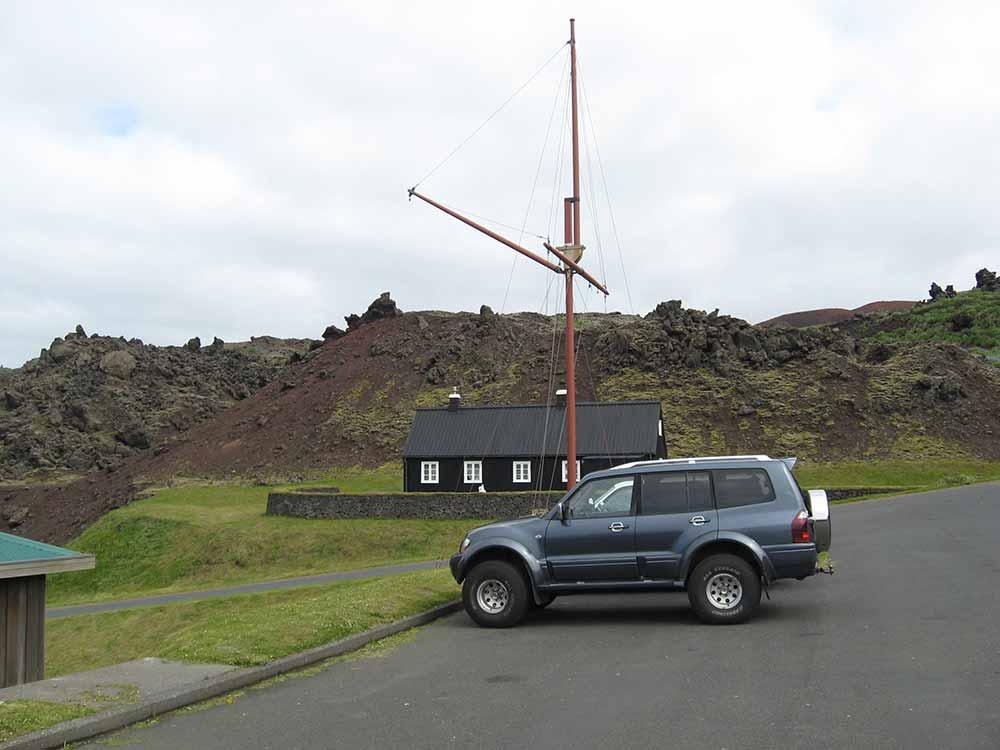 The Museum in Westman Islands