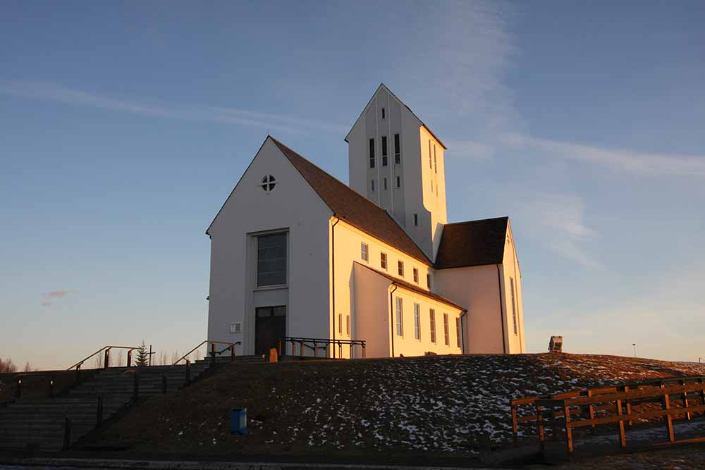 Skálholt church