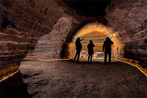 Cave near Hella