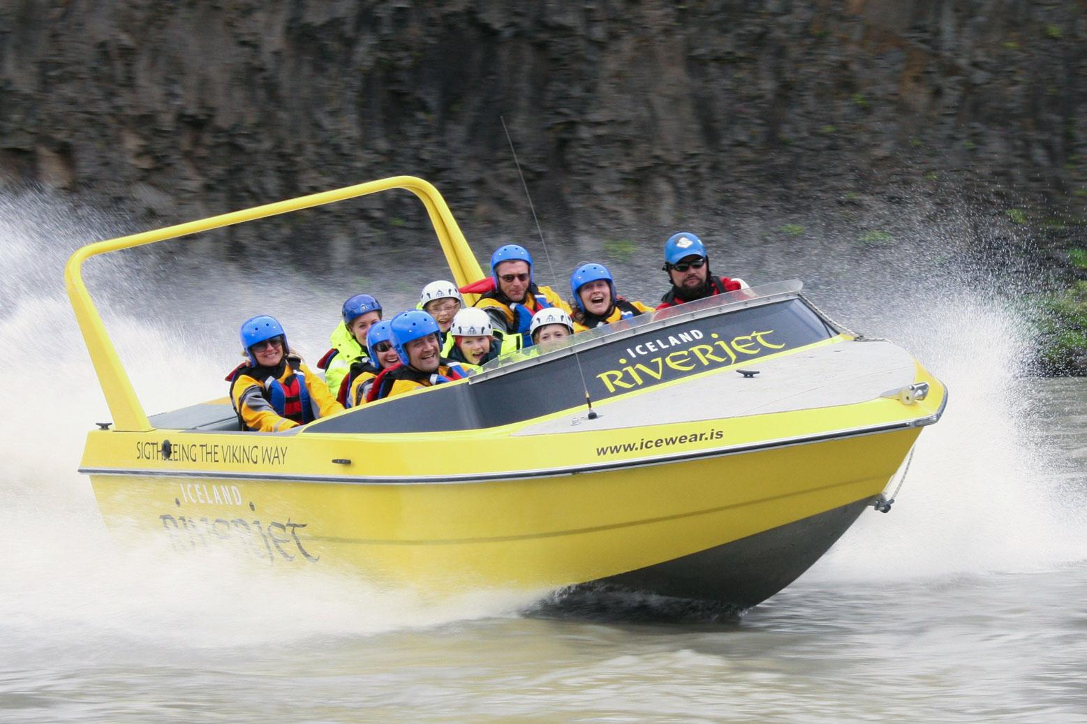 River jet
